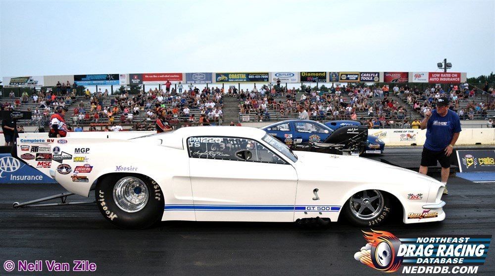 Dave Ray - 2018 New England Hot Rod Of Fame Inductee