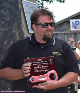 Mike Sawyer - 2020 New England Hot Rod Hall of Fame Inductee
