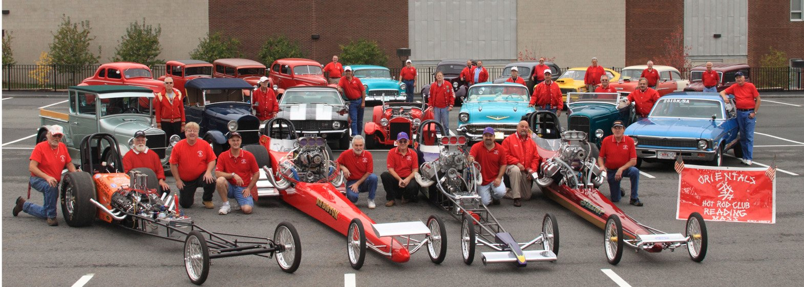 The Orientals Hot Rod Club